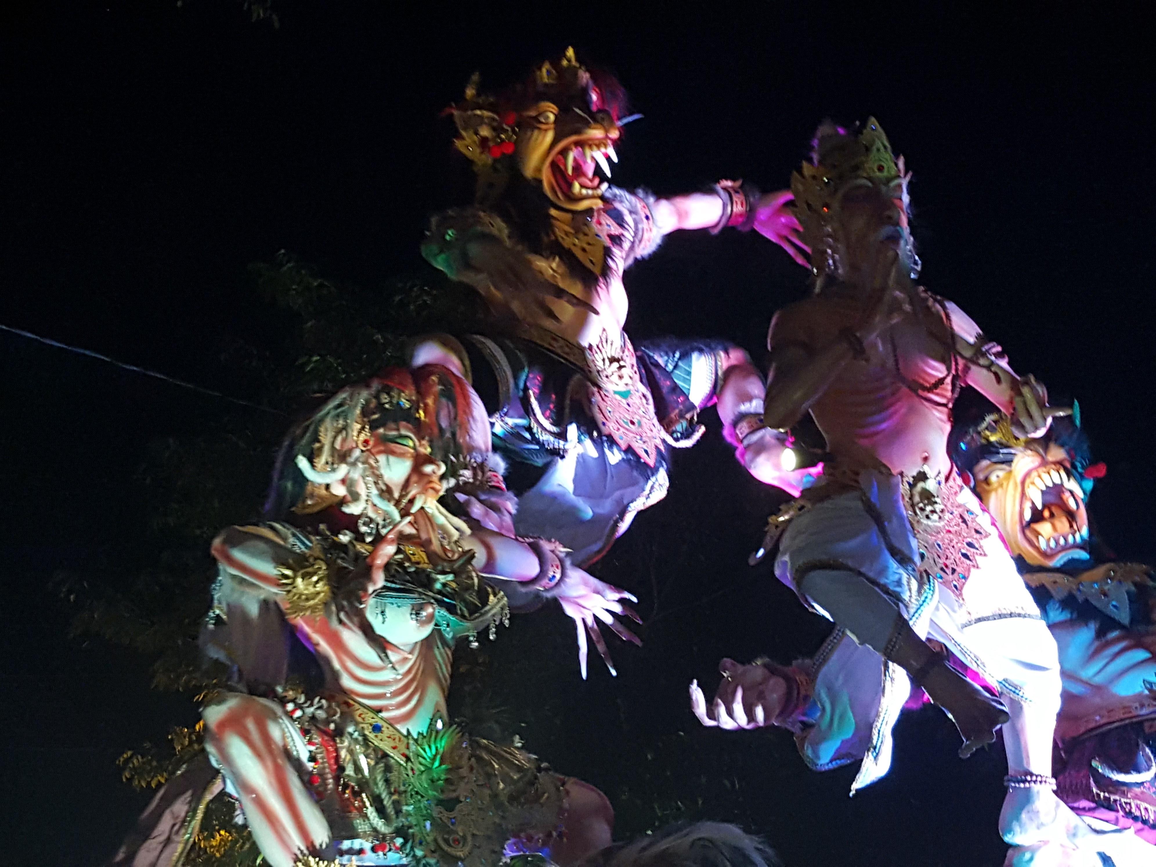 Ogoh-Ogoh Festival & Parade